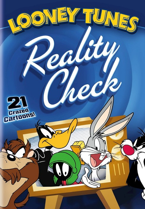 Looney tunes:Reality check (DVD) - image 1 of 1