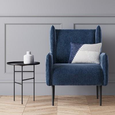 Riverview Modern Accent Arm Chair Indigo   Project 62™ : Target