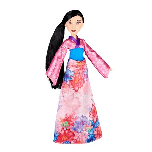 Disney Princess Royal Shimmer Mulan Doll   Target b60894633300