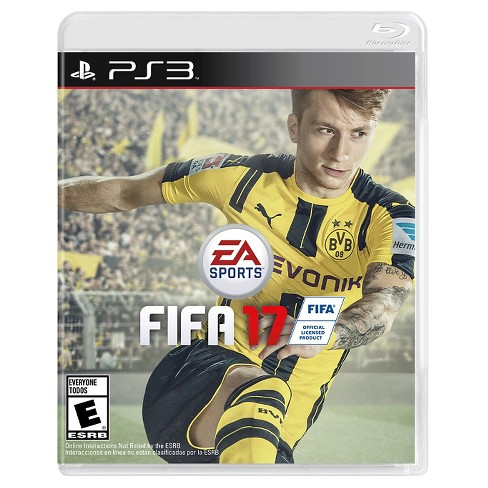 FIFA 17 PlayStation 3 - image 1 of 4