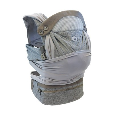Boppy Comfy Chic Carrier - Pearl