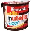 Nutella & Go! Hazelnut Spread & Breadsticks - 1.8oz - image 2 of 4