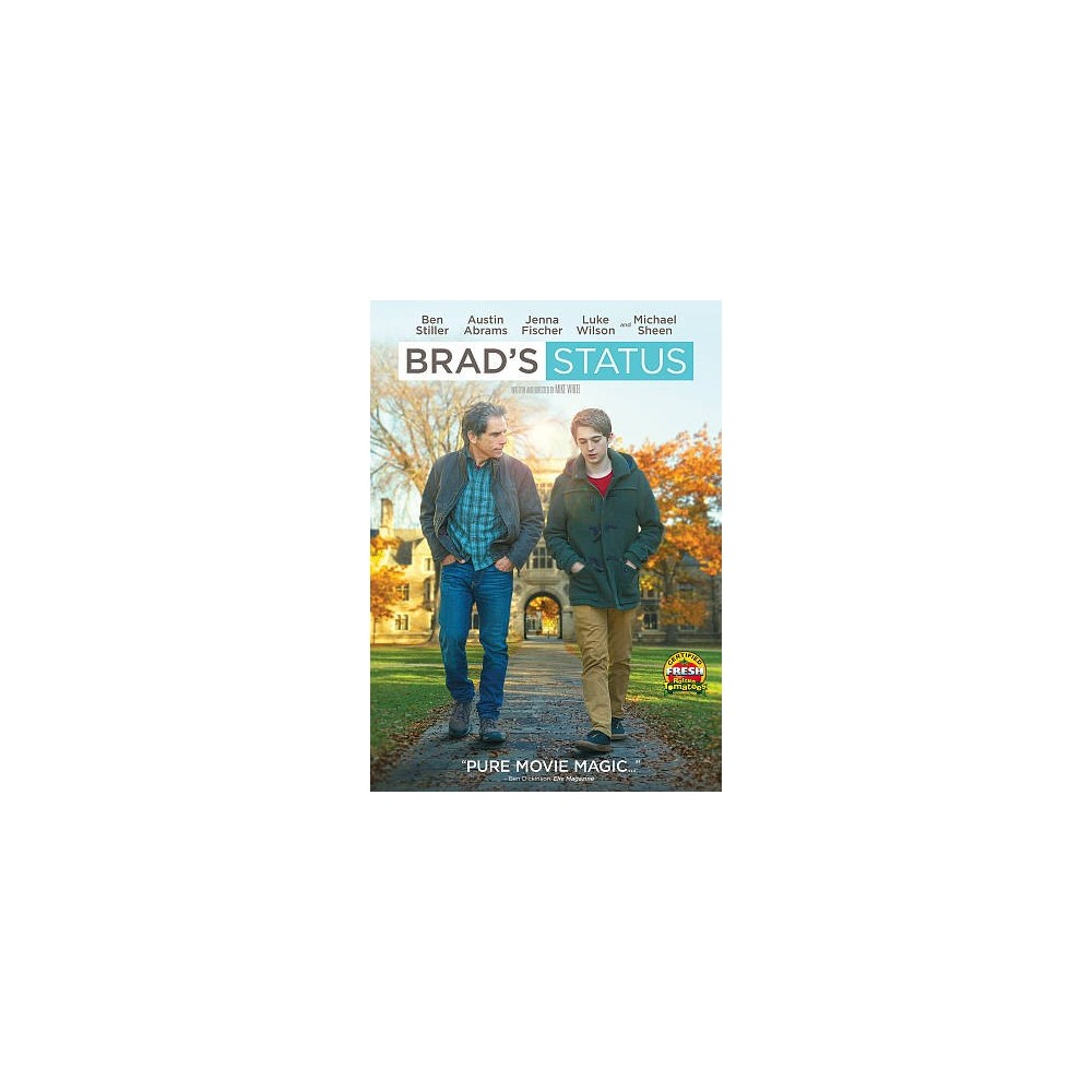 Brad's Status (Dvd), Movies