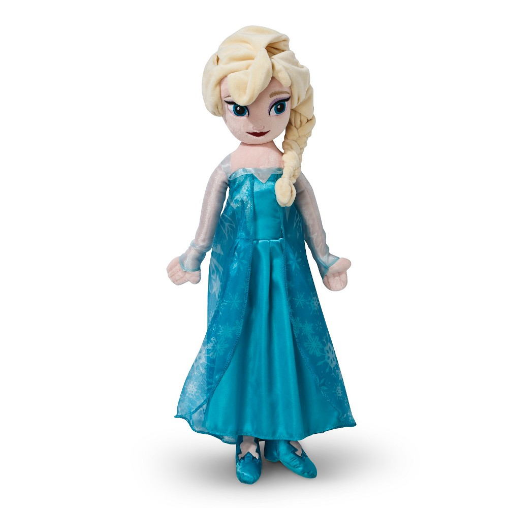 Disney Frozen Elsa Throw Pillow, Multi-Colored