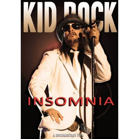Kid Rock: Insomnia Unauthorized (DVD) - image 1 of 1