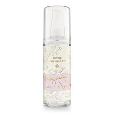 Magnolia Violet by Good Chemistry Body Mist Women's Body Spray - 4.25 fl oz.