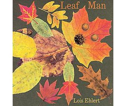 Leaf Man (School And Library) (Lois Ehlert) - image 1 of 1
