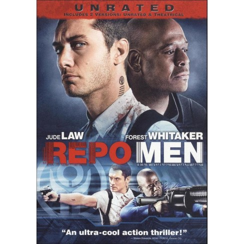 Repo Men (Unrated/Rated Versions) : Target