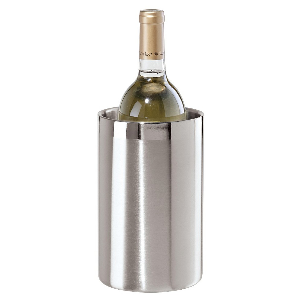 Image of Stainless Steel Double Wall Wine Cooler - Oggi
