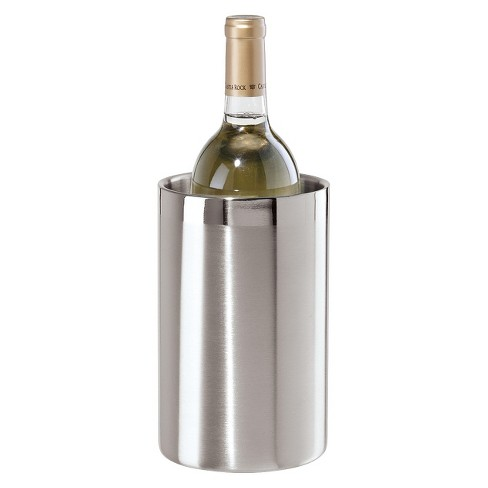 Stainless Steel Double Wall Wine Cooler Oggi Target