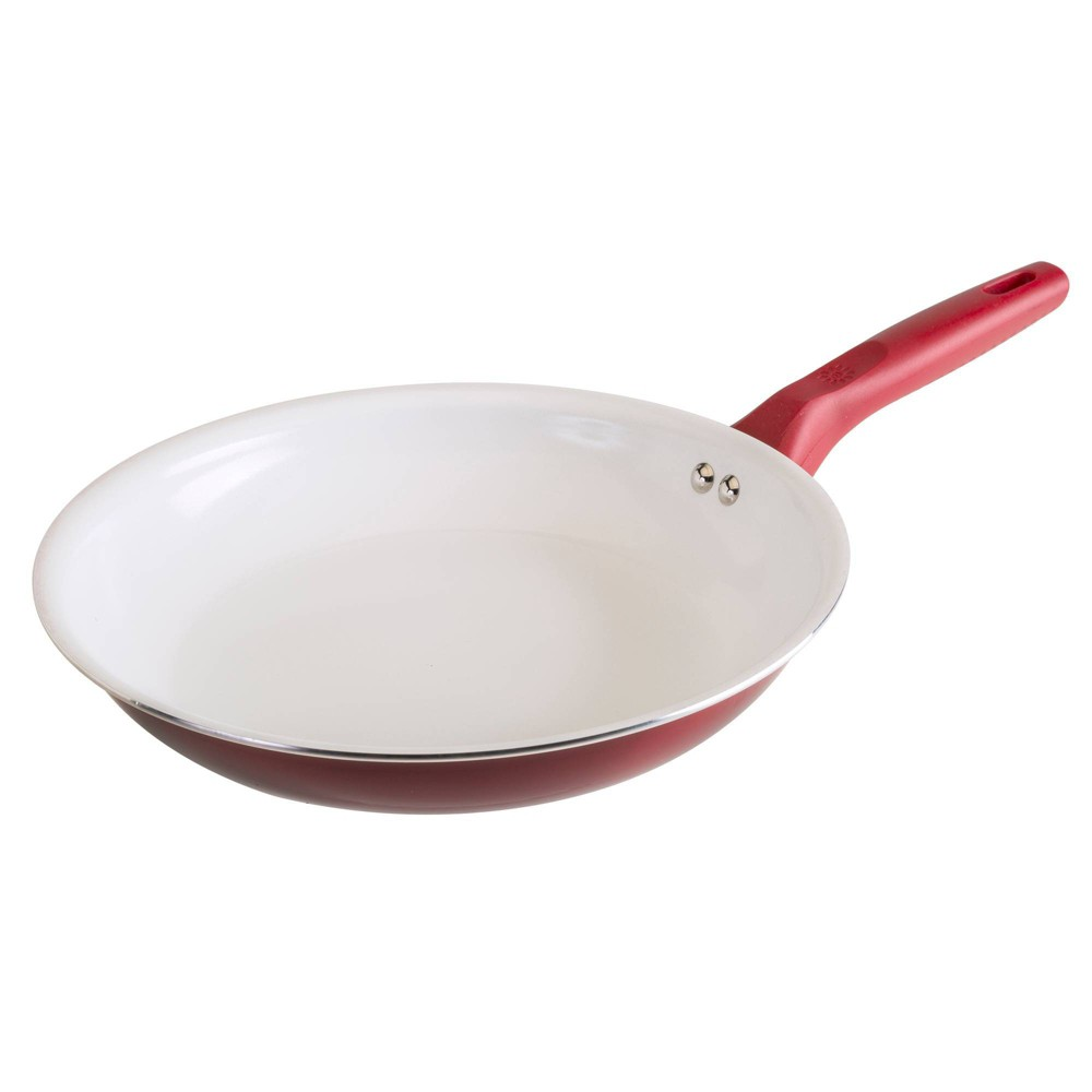 """Image of """"Ecolution 11"""""""" Bliss Fry Pan Red"""""""
