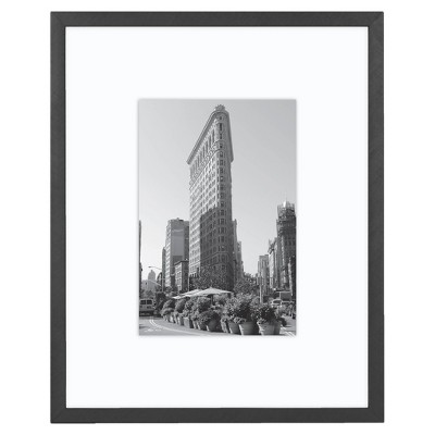 8  x 10  Float Thin Gallery Frame Black - Project 62™