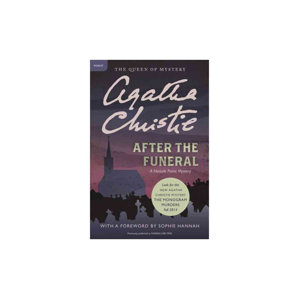 After the Funeral ( Hercule Poirot Mystery) (Paperback)