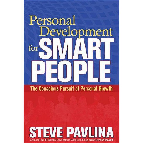 Personal Development for Smart People - by  Steve Pavlina (Hardcover) - image 1 of 1