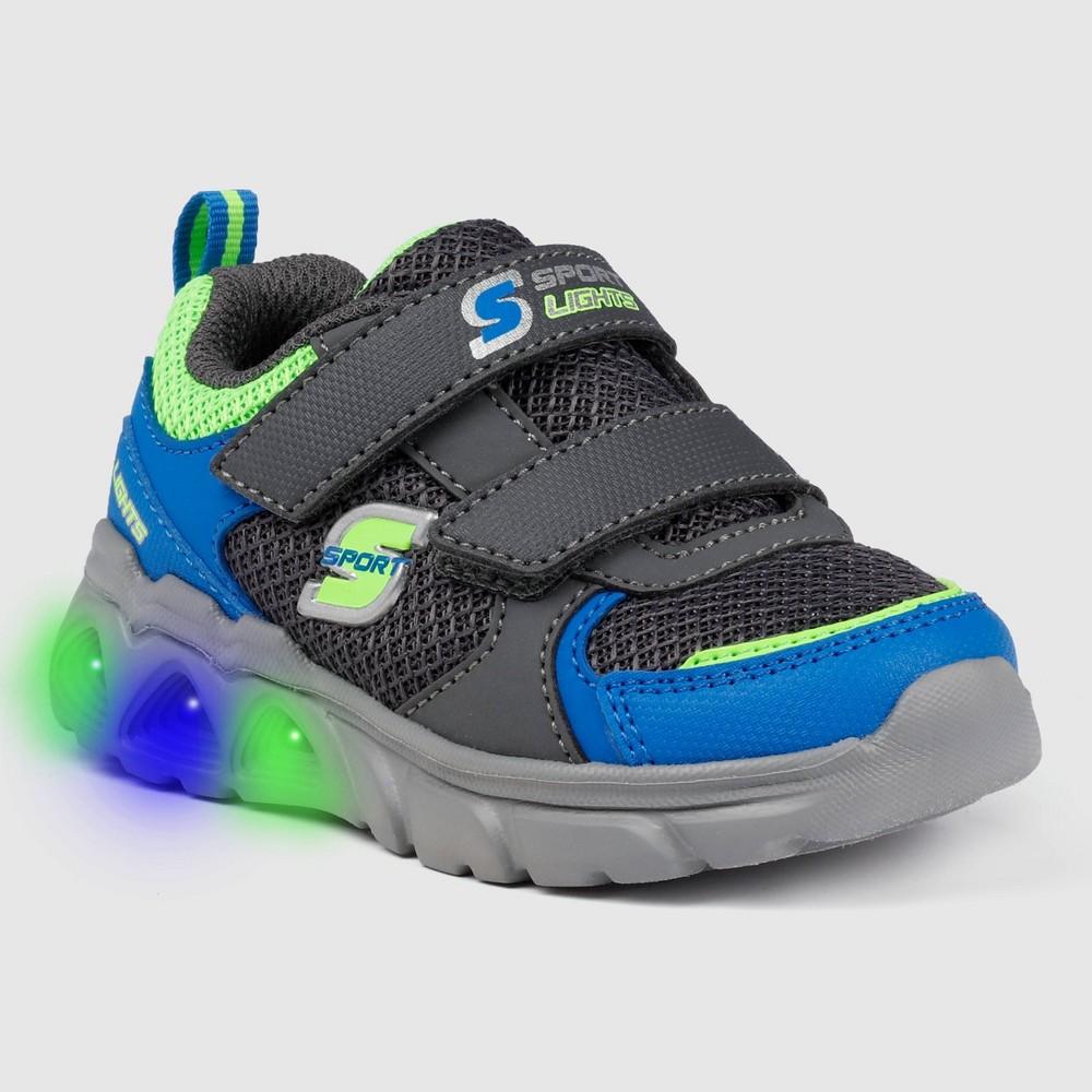 Toddler Boys 39 S Sport By Skechers Damyian Sneakers Gray 5