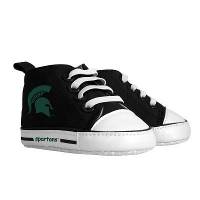 NCAA Michigan State Spartans Pre-Walkers Baby Shoes