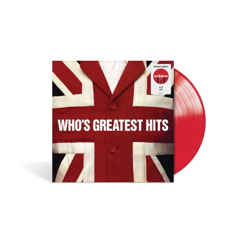 The Who - Greatest Hits (Target Exclusive, Vinyl) - image 1 of 2
