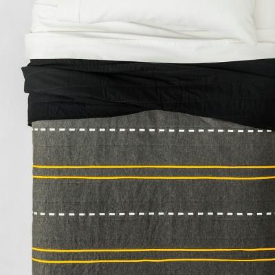 Twin Street Striped Cotton Quilt - Pillowfort™