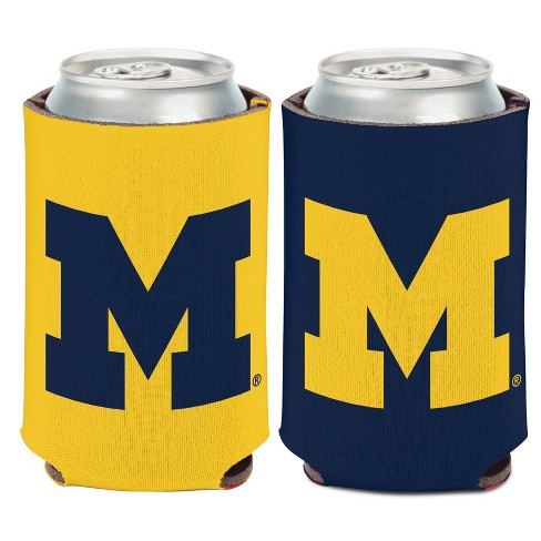 NCAA Michigan Wolverines Logo Can Cooler - image 1 of 1