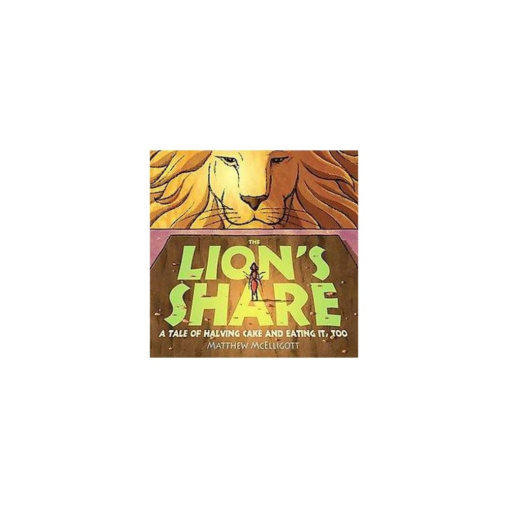 The Lion's Share (Hardcover)