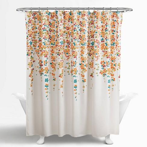 Weeping Flower Shower Curtain Lush