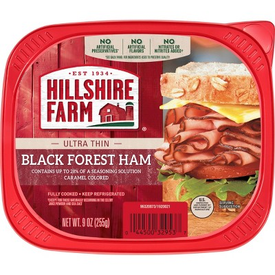 Hillshire Farms Black Forest Ham - 9oz