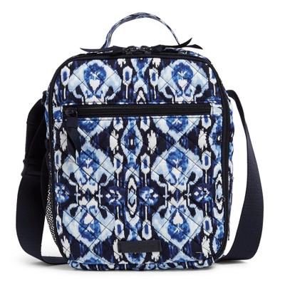 Vera Bradley Women's Cotton Deluxe Lunch Bunch Bag