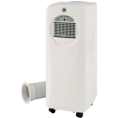 Sunpentown 9000 BTU Portable Oscillating Air Conditioner With Heater White
