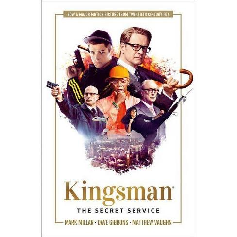 Kingsman: The Secret Service - by  Mark Millar (Paperback) - image 1 of 1