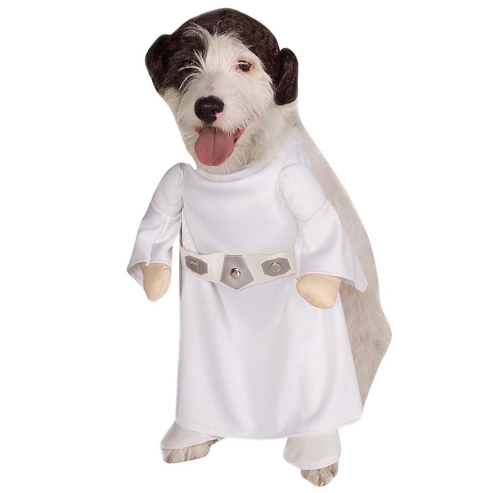 Star Wars Princess Leia Dog Costume M