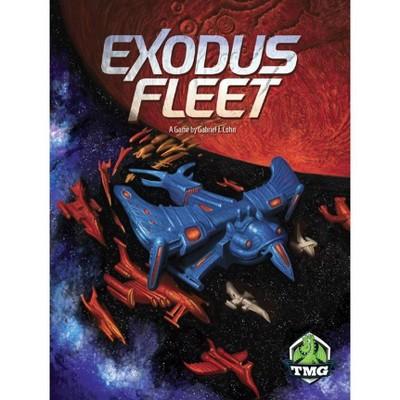 Exodus Fleet Board Game