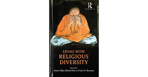 Living with Religious Diversity (Hardcover) - image 1 of 1
