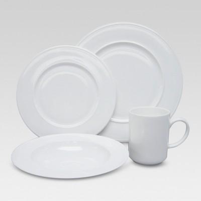 Bone China 16pc Dinnerware Set - Threshold™