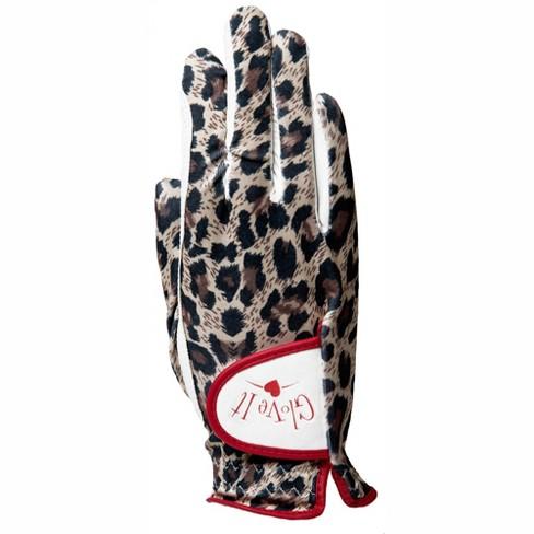 Glove It Women's Golf Glove Leopard - image 1 of 3