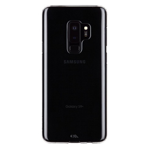 Case-Mate Samsung Galaxy S9+ Clear Barely There Case - image 1 of 4