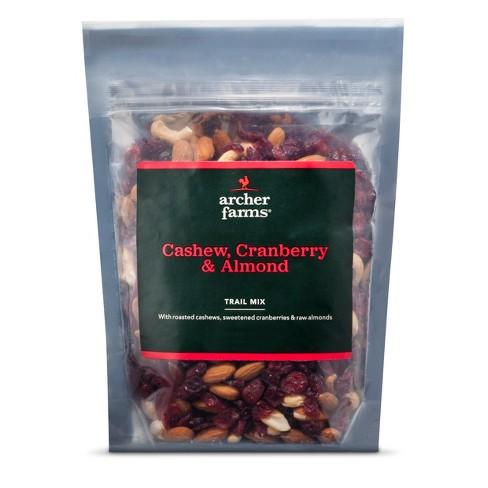 Cashew, Cranberry & Almond Blend Trail Mix - 10oz - Archer Farms™ - image 1 of 1