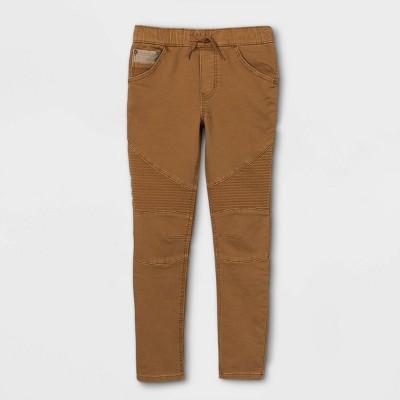 Boys' Super Stretch Skinny Fit Moto Jeans - art class™