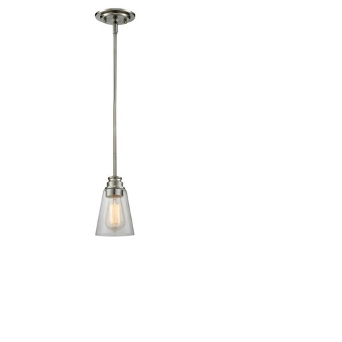 Mini Pendant with Clear Glass Ceiling Lights - Z-Lite - image 1 of 1