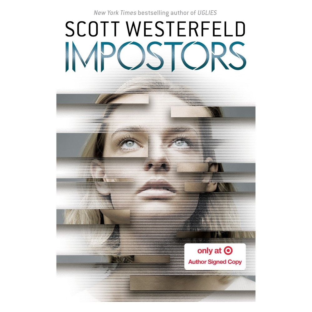 Imposters Target Exclusive Signed Edition by Scott Westerfeld (Hardcover)