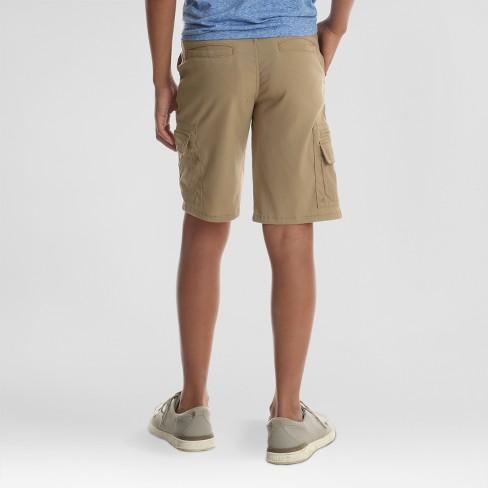 2ac0c7cbd3 Wrangler Boys' Explorer Cargo Shorts - Brown : Target