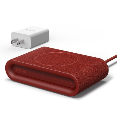 iOttie iON Wireless Plus Fast Qi Charging Pad - Ruby