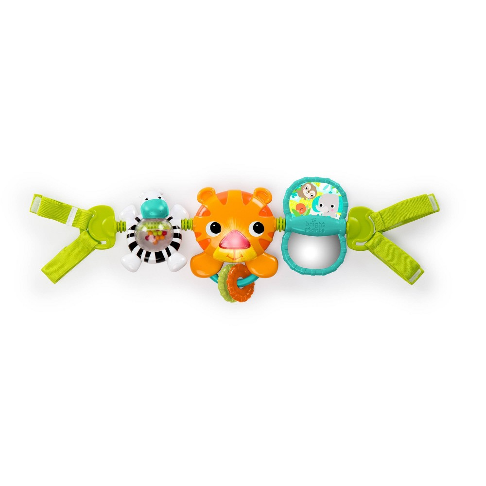 Image of Bright Starts Toy Bar, crib toys and soothers