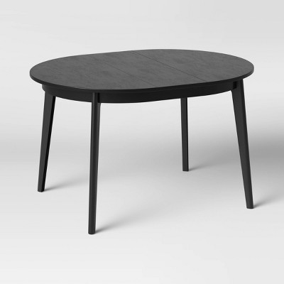 Astrid Mid-Century Round Extendable Dining Table - Project 62™