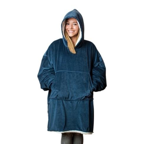 The Comfy Blanket Sweatshirt Navy   Target 173300da5885