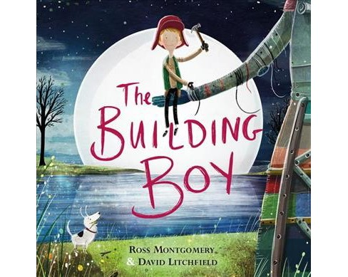 Building Boy -  by Ross Montgomery (Hardcover) - image 1 of 1