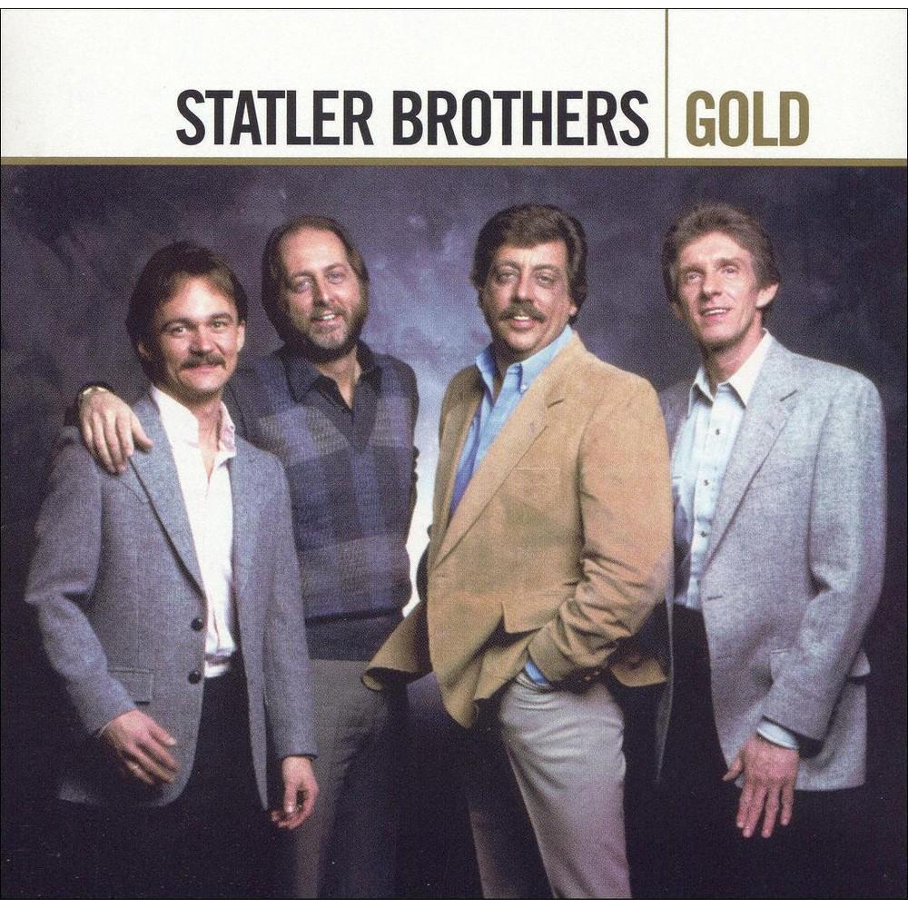 Statler Brothers - Gold (CD)