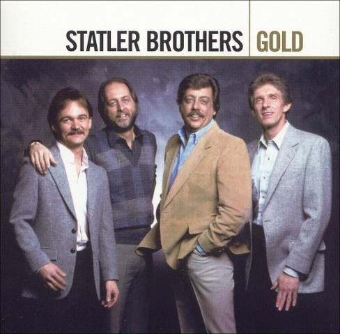 Statler brothers - Gold (CD) - image 1 of 1