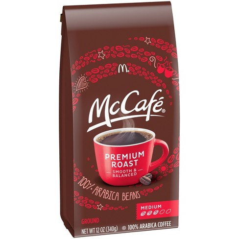 McCafe Premium Roast Medium Roast Ground Coffee - 12oz - image 1 of 4