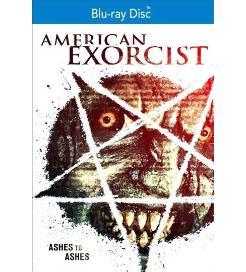 American Exorcist (Blu-ray) - image 1 of 1