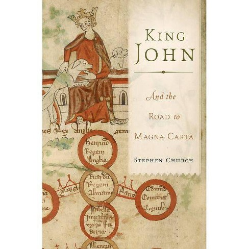 King John - by  Stephen Church (Hardcover) - image 1 of 1